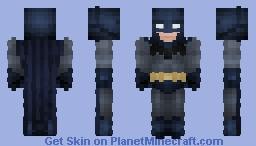 Batman - Bruce Wayne || The Long Halloween Minecraft Skin