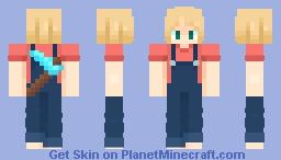 Farmer - 100 Remakes! Event Entry Minecraft Skin