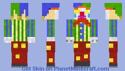 Clown - 100 Remakes! Minecraft Skin