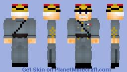 Philippe Petain Minecraft Skin