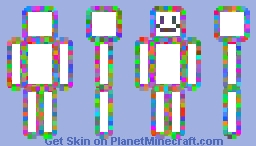 Origami Skin (Noice) Minecraft Skin