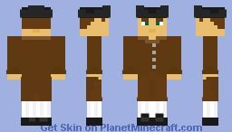 Colonist Minecraft Skin