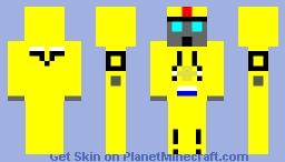 Bumblebee [TF1 ALT 2] Minecraft Skin