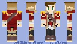 Steampunk Pirate Minecraft Skin