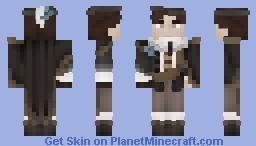 ↠ 4 Women Minecraft Skin