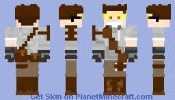 Ford (Updated) Minecraft Skin