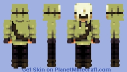 Dream - Dream Smp Skin Remake. #8 Minecraft Skin