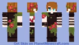 Poison Minecraft Skin