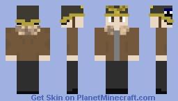 new eisenland bruce Minecraft Skin