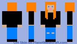 Girly Minecraft Skin