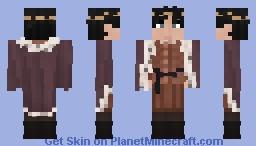 [LOTC][Commission] Petit Prince Minecraft Skin
