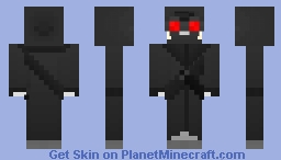 Hank J. Wimbleton - Madness Combat Minecraft Skin