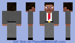 Fancy steve Minecraft Skin