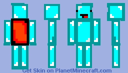 Skeepy (not Real skin I just make for fun :D) Minecraft Skin