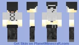 Sanford - Madness Combat Minecraft Skin