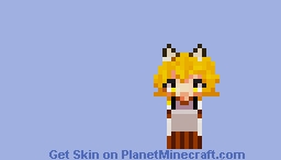 senko san minecraft skin v2 Minecraft Skin