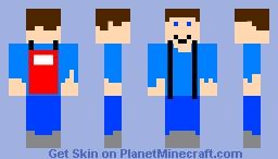 steven from minecraft Minecraft Skin