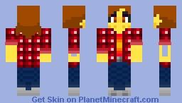 HendrewArts Minecraft Skin
