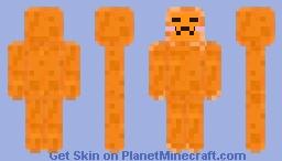 SCP 999 Minecraft Skin