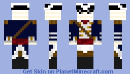 Me in Lmanburg outfit Minecraft Skin