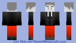 ColoUr Pop Entry - Don't Wear This Outfit To A Job Interview Minecraft Skin