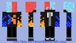 Elemental Boi (James) Minecraft Skin