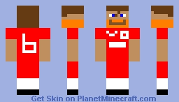 Another rugby kit Minecraft Skin