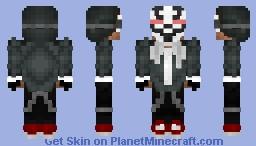 Hacker? or Friend? Minecraft Skin