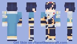 Legendary Chrom FE Heroes Minecraft Skin