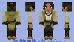 [LOTC] Traveling Rhenyar Minecraft Skin