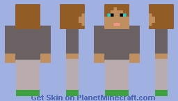 Ordanary guy Minecraft Skin