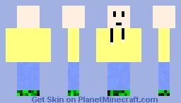 Simple Hoodie Minecraft Skin