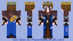 Last life me Minecraft Skin