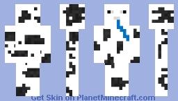 Derpy cow aka Mr. Derpy Milk Minecraft Skin