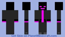 Evil Whitty fnf Minecraft Skin