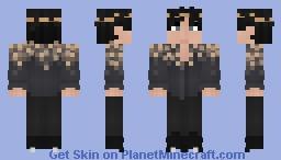 [LOTC] Ice Prince Minecraft Skin