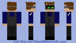 Future Tom V2 (Eddsworld) Minecraft Skin