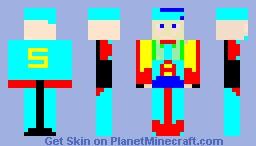 epic man Ash Minecraft Skin