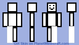 red version Minecraft Skin
