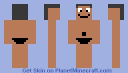 Swimsuit Boy Minecraft Skin