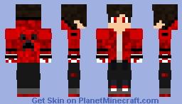 Final Revilo Minecraft Skin
