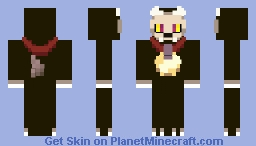 King From The Owl House Minecraft Skin