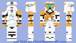 Delta squad Boss Minecraft Skin