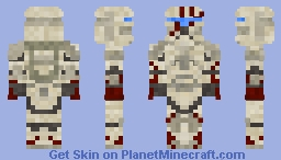 Delta squad Sev Minecraft Skin