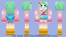 Kozuki Toki ( One Piece) Minecraft Skin