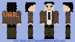 Variant Loki Minecraft Skin