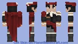 playing general Minecraft Skin
