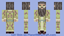 Keeper of the Forest Minecraft Skin
