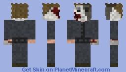 Michael Myers Halloween Kills Minecraft Skin