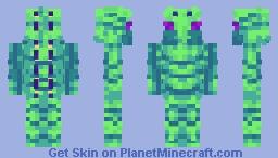 bug Minecraft Skin